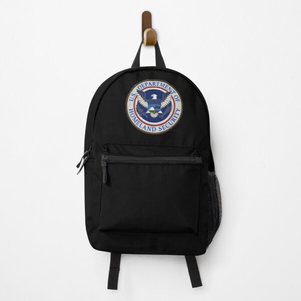 DHS - Department of Homeland Security Backpack