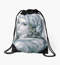 Beatrice Cenci - 1907 - Currier & Ives Drawstring Bag