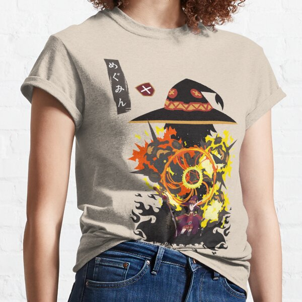 Megumin Negative Space Classic T-Shirt