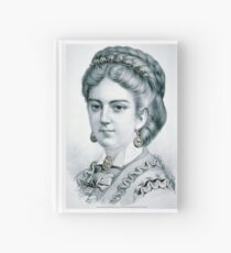 Bessie - 1872 - Currier & Ives Hardcover Journal