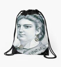 Bessie - 1872 - Currier & Ives Drawstring Bag