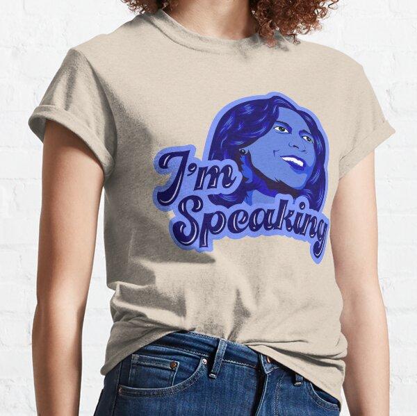 Kamala Harris I'm Speaking Classic T-Shirt