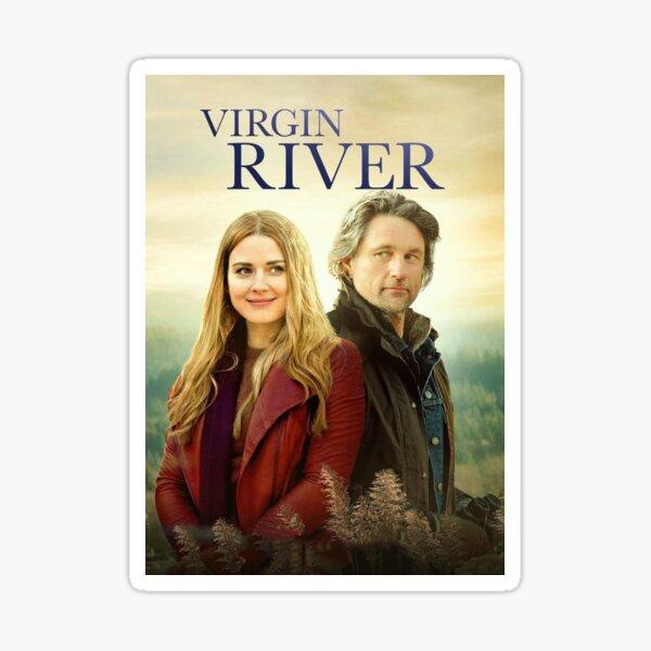 Virgin river Sticker