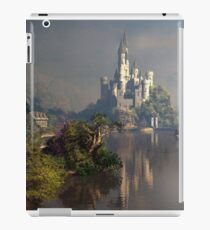 castle fantasy iPad Case/Skin