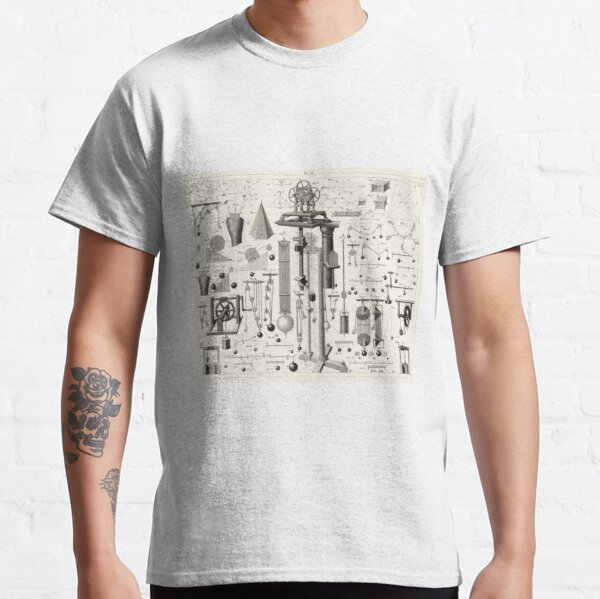 Vintage Science and Engineering Poster Classic T-Shirt