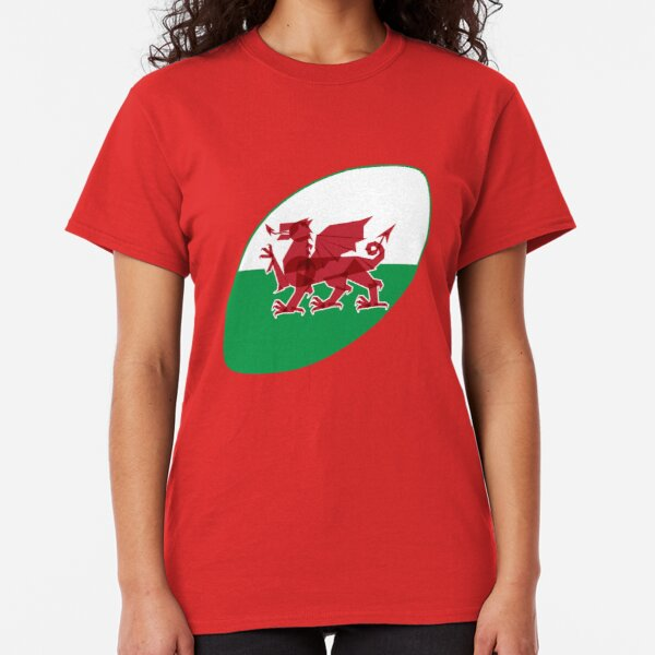 6 Six Nations Rugby Cup T Shirts Wales Supporter Gifts 2019 2020