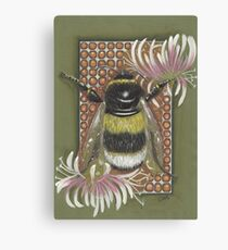 Bumble Bee. Canvas Print