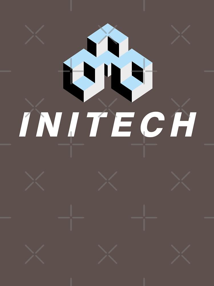 Intech Logo by depresident