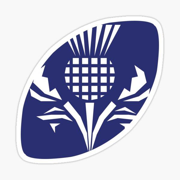 Rugby Schottland Sticker