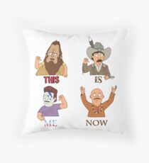 THIS IS ME NOW Throw Pillow