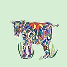 cow by Deb Coats