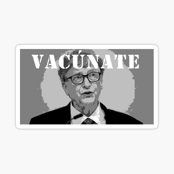 Get vaccinated Sticker