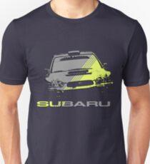 Camiseta ajustada Subaru Impreza