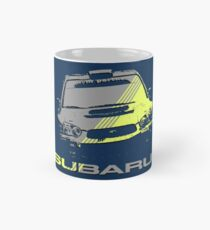 Subaru Impreza Mug