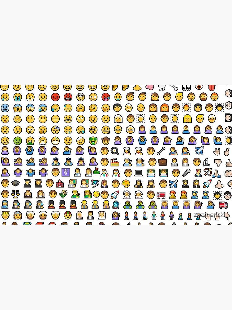 emoji by znamenski