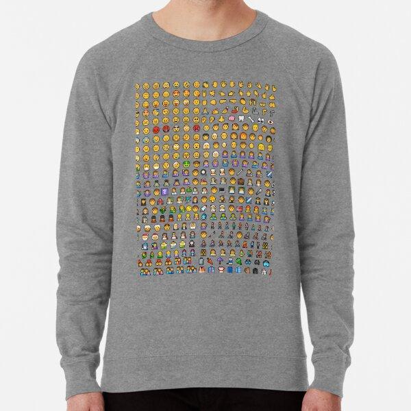 emoji Lightweight Sweatshirt