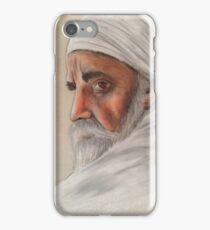 Sikh man iPhone Case/Skin