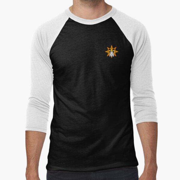 Glo Gang T-shirt baseball manches ¾