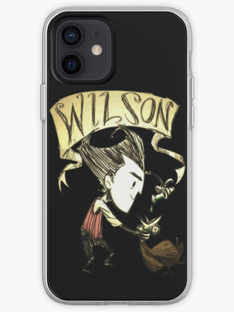 Don't Starve - The Gentleman Scientist   iPhone Case & Cover