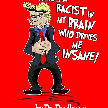 "Donald Hears A ""Booo!"" by mannart"