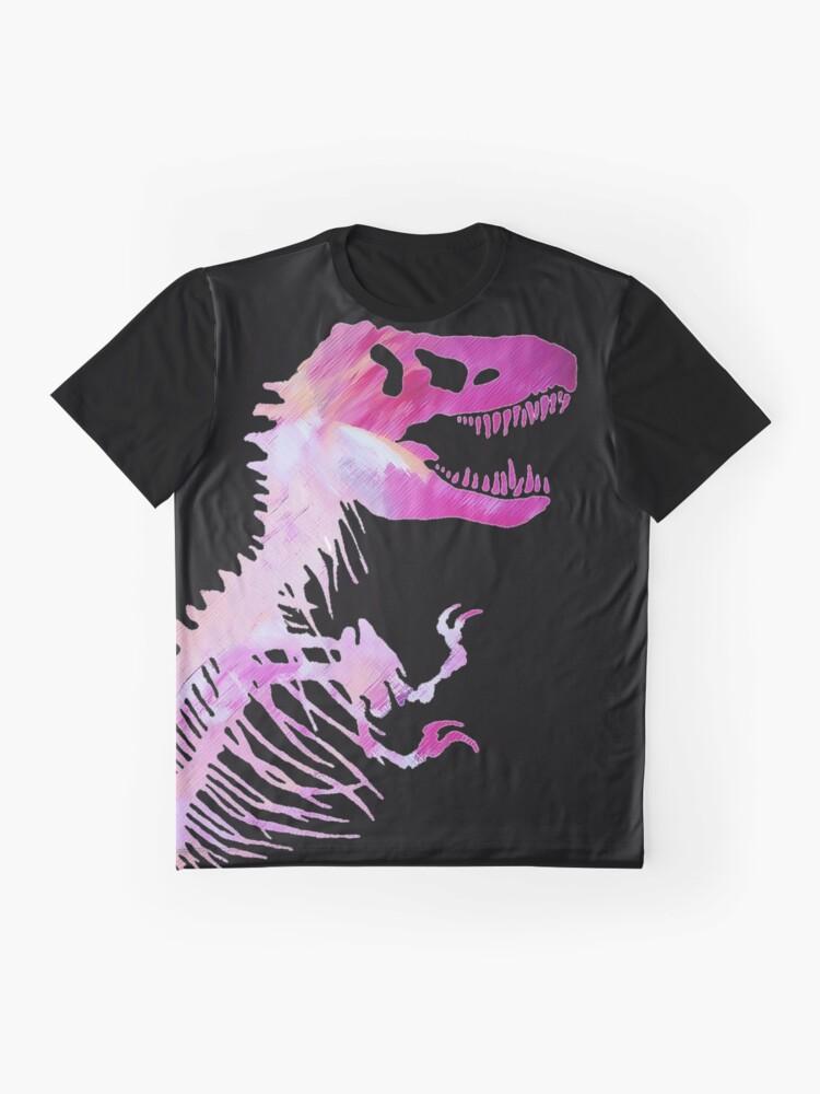 Alternative Ansicht von Fabulous Rex Grafik T-Shirt