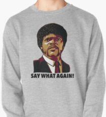 Pulp Fiction Say What Again Pullover