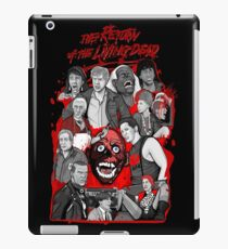 return of the living dead iPad Case/Skin