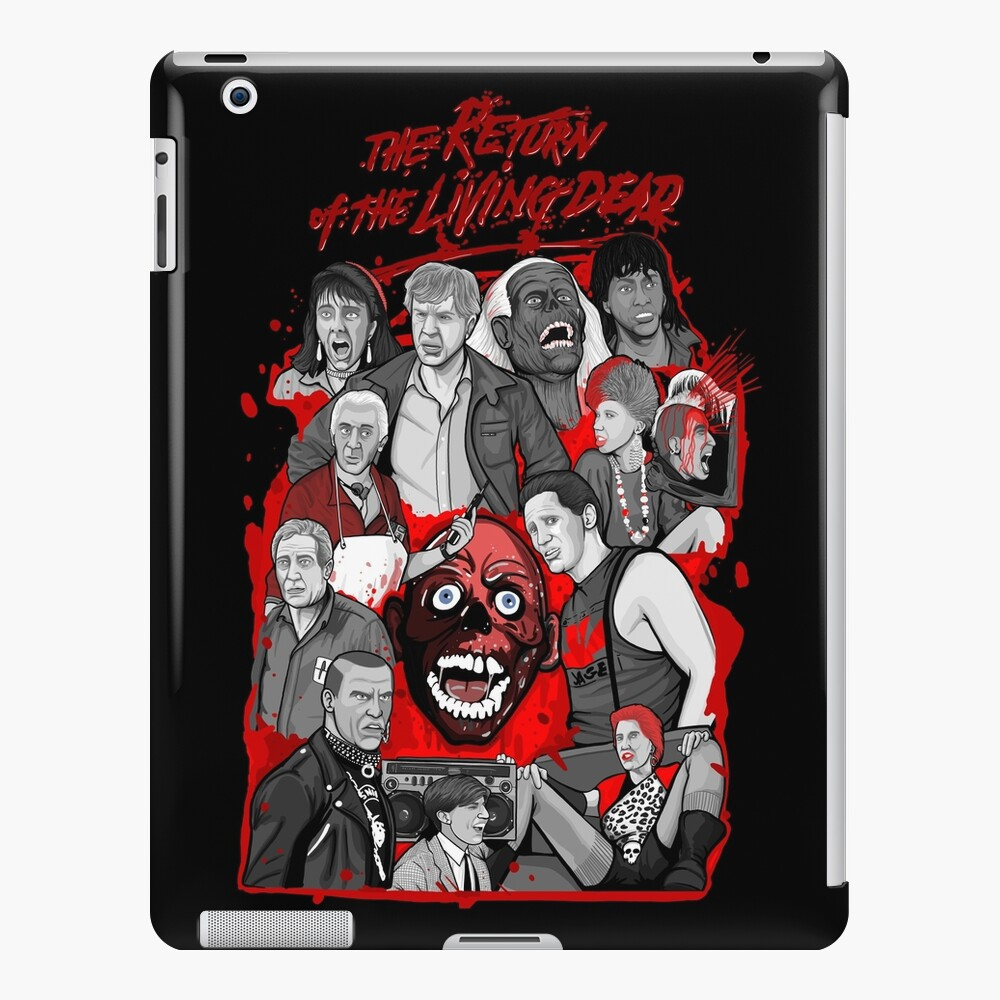 Rückkehr der lebenden Toten iPad-Hülle & Skin