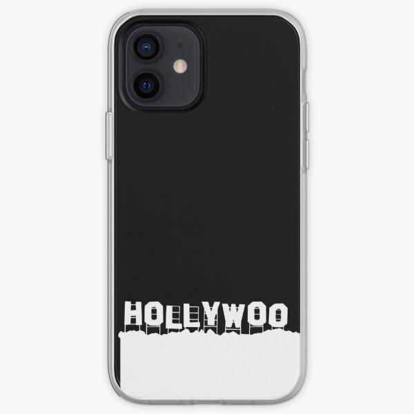bojack horseman light hollywoo sign iPhone Soft Case