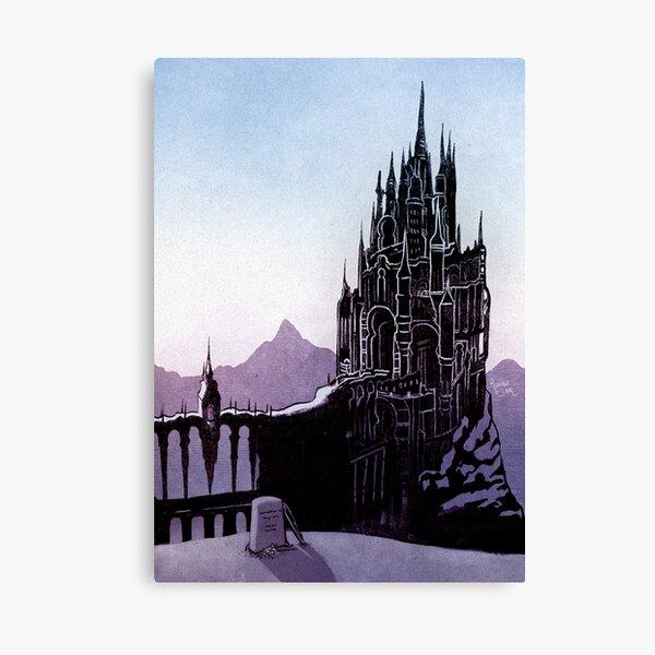 Le Saint-Siège d'Ishgard Impression sur toile