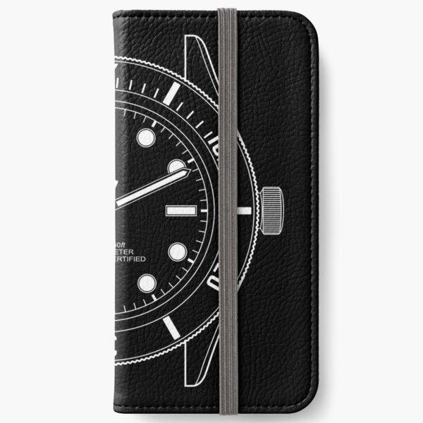 TUDOR BLACK BAY - DAY & NIGHT iPhone Wallet