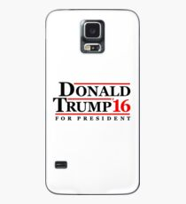 Donald Trump for President 2016 Case/Skin for Samsung Galaxy