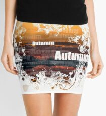 Sunset Mini Skirt
