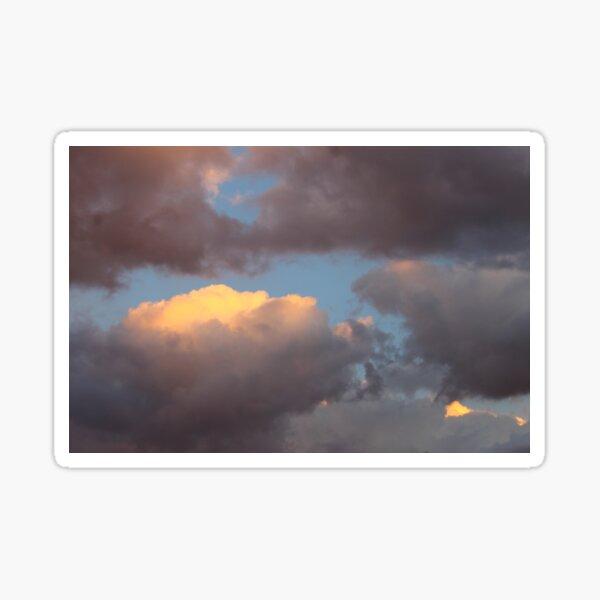 heavens Sticker