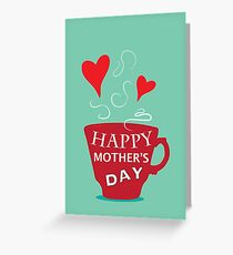 Mother's Day Gift  Greeting Card