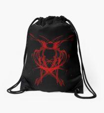 Red Drawstring Bag
