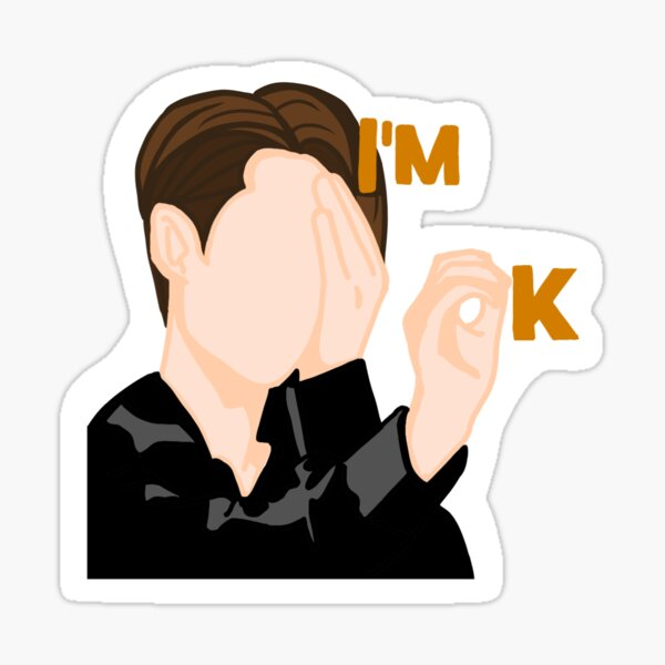 Enhypen Jay meme  Sticker