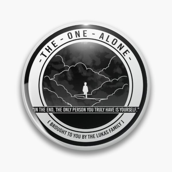 The Lonely - Badge Pin