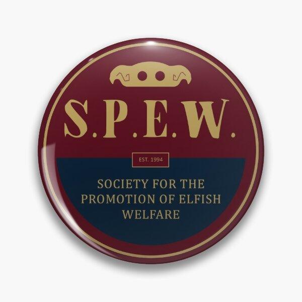 SPEW Pin
