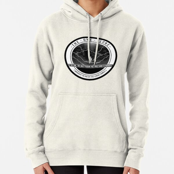 The Lonely - Badge Pullover Hoodie