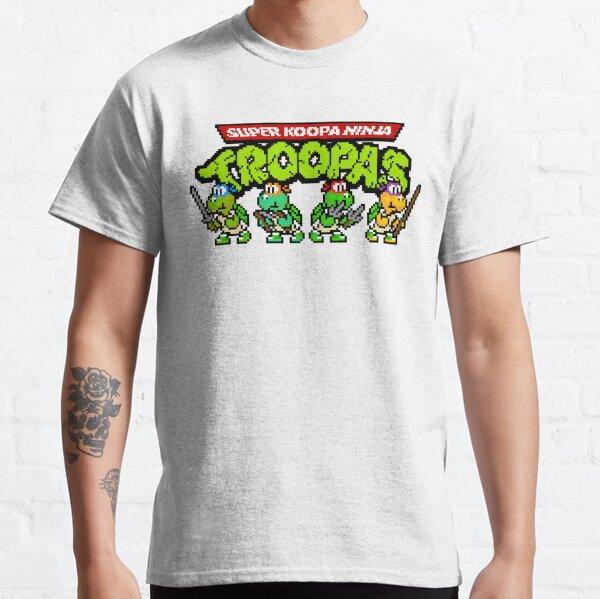 Super Koopa Ninja Troopas T-shirt classique