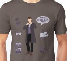 11 Doctor  Unisex T-Shirt