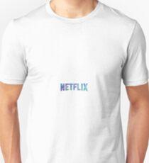 Colorful Netflix Unisex T-Shirt