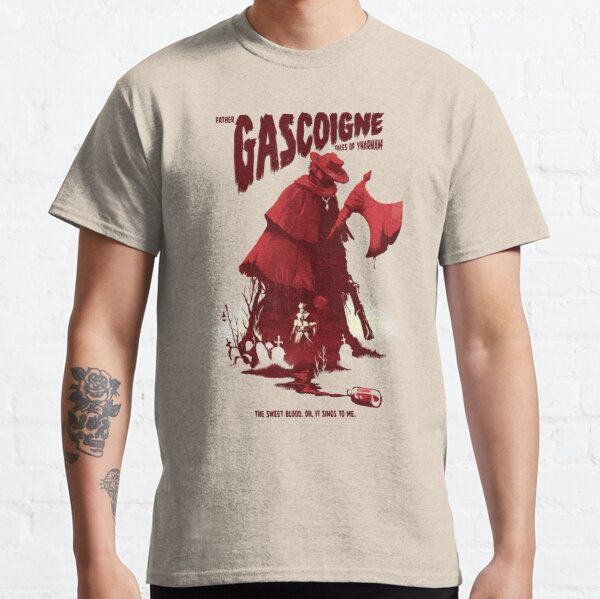 Padre Gascoigne Camiseta clásica