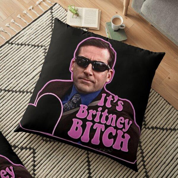 It's Britney Bitch Floor Pillow