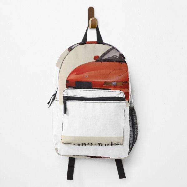 TOYOTA MR2 TURBO. Backpack