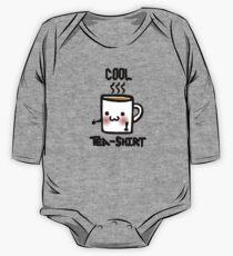 Cool Tea-Shirt  One Piece - Long Sleeve