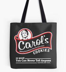 Les cookies de Carol. Tote bag