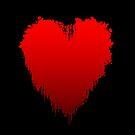 Valentinstag Herz von kijkopdeklok