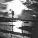 Morning awakes in the Harbour by cjcphotography